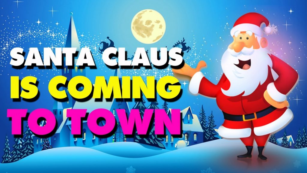 Santa Claus in Town